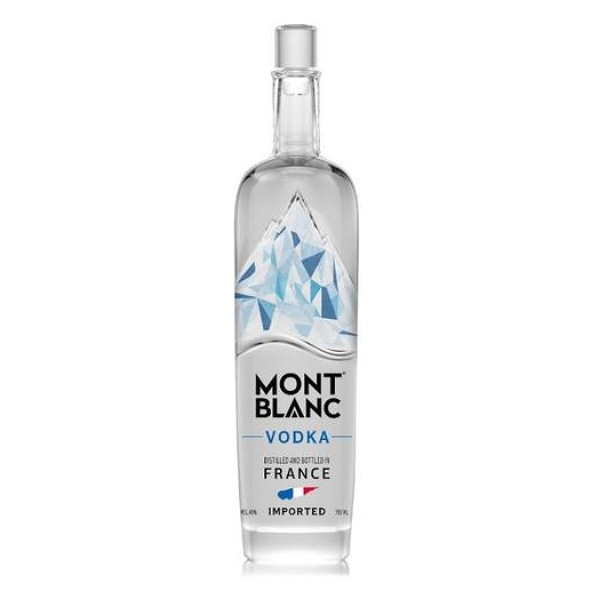 Vodka Mont Blanc 0 7l Noyan Tun Offers Wines And Spirits From All Over The World